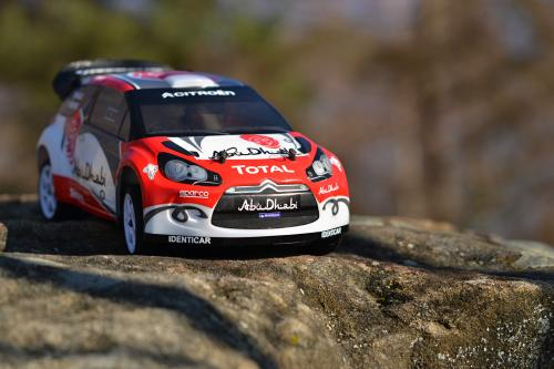 rc 2016 DS3 WRC Grifone